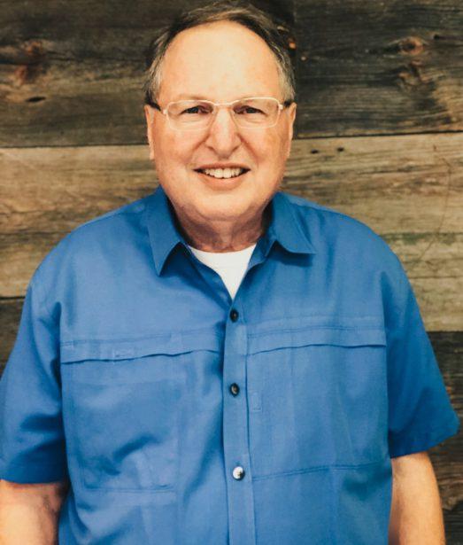 Pastor Steve Stauffacher